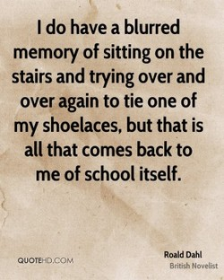 I do have a blurred 