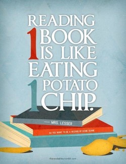 READING BOOK IS LIKE EATING POTATO SO WIZARD 'her •odobl•-a.tumbb com