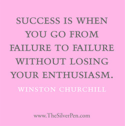 SUCCESS IS WHEN 