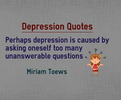 Depression Quotes 
