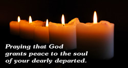 Praying that God 