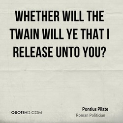 WHETHER WILL THE 