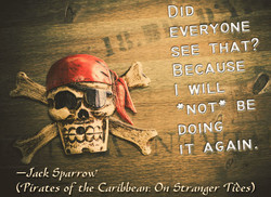 —Jack Sparrow 