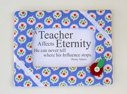 •A Teacher 