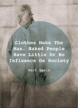Clothes Make The 