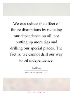 We can reduce the effect of 