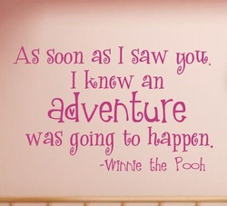 As soon as I saw 