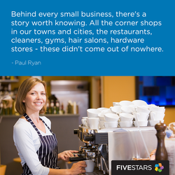 Behind every small business, there's a 