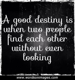 good destiny is 