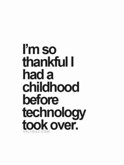 I'm so 
