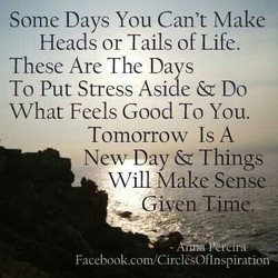Some Days You Can't Make 