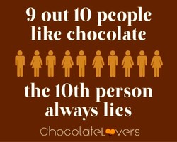 9 out 10 people 