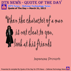 DTN NEWS QUOTE OF THE DAY 