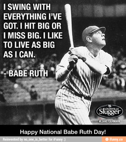 I SWING WITH 