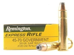 Remington. 