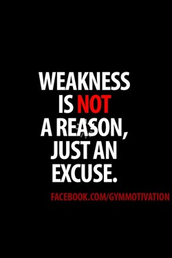 WEAKNESS 