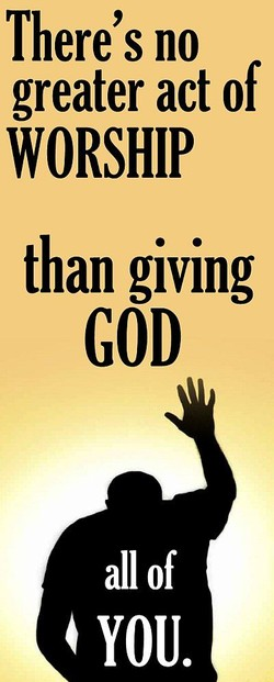 There's no 