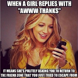 WHEN A GIRL REPLIES WITH