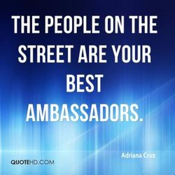 THE PEOPLE ON THE 