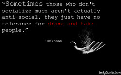 'Sometimes those who don 't 