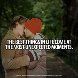 THE BESTTHINGSIN LIFECOMEAT 