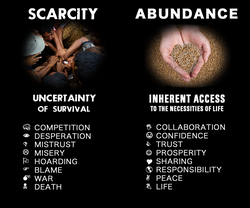 SCARCITY 
