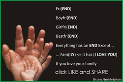 Fri(END) 