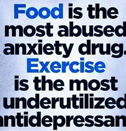 Food is the 
