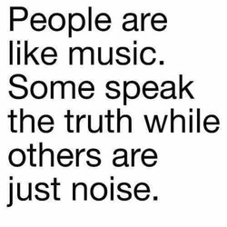 people are 
