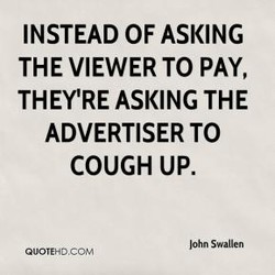 INSTEAD OF ASKING 