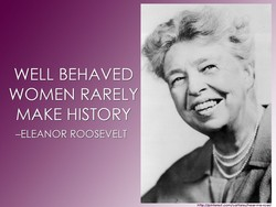WELL BEHAVED 