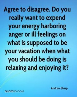 Agree to disagree. Do you 