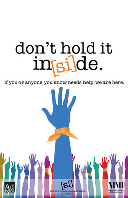 don't hold it 