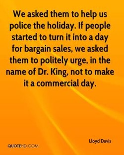 We asked them to help us 