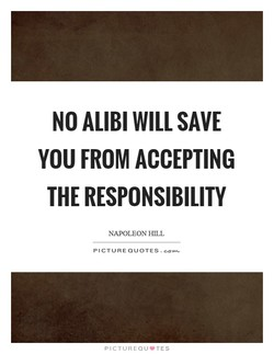 NO ALIBI WILL SAVE 