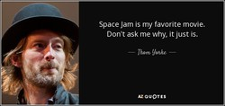 Space Jam is my favorite movie. 