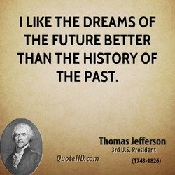 I LIKE THE DREAMS OF 