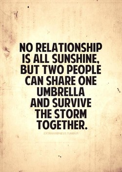 NO RELATIONSHIP 