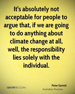 It's absolutely not 
