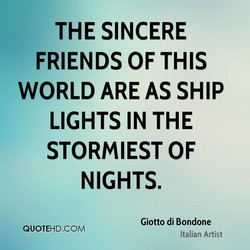THE SINCERE 