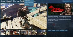Dead Island: Riptide Defili 