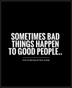 SOMETIMES BAD 