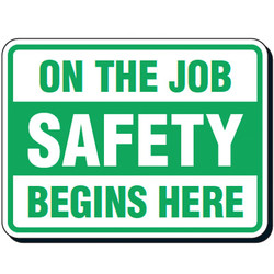 0N THE JOB 