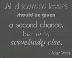 All discarded lovers 