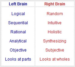 Left Brain 