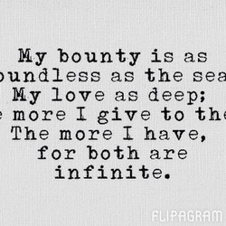 Ily bounty is as 