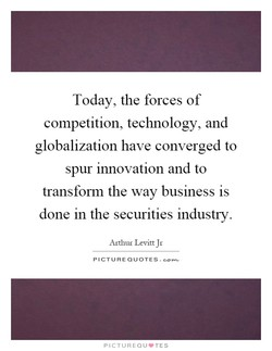 Today, the forces of 