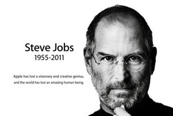 Steve Jobs 1955-2011 Apple has lost a visionary and creative genius, and the world has lost an amazing human being.