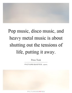 Pop music, disco music, and 
