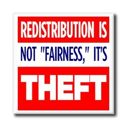REDISTRIBUTION IS 